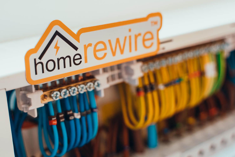 home rewire fusebox